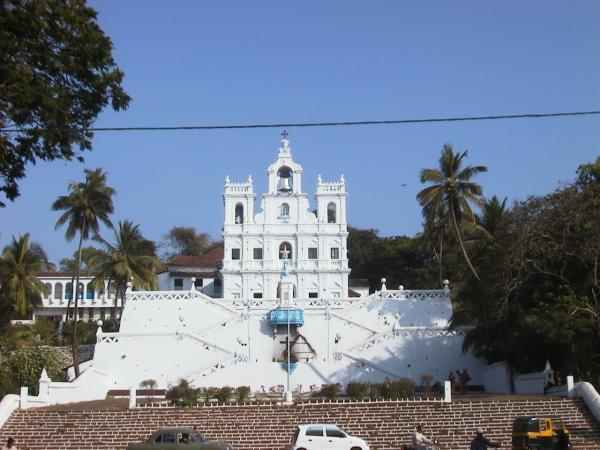 Immaculate Conception panjim church things to do