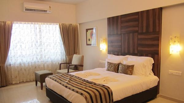 low budget rooms in Goa